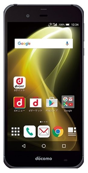 Sharp Docomo SH-04H Aquos Zeta: specifications, photos
